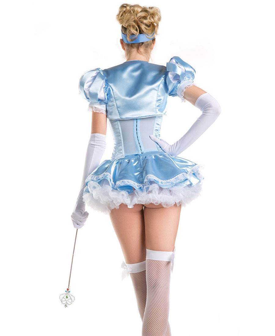Fairytale-Princess-Costume-Be-Wicked-BW1425C thumbnail 3
