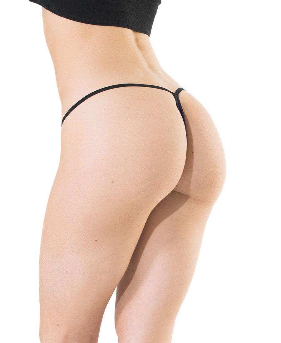 New Coquette 381 Soft Stretch And Lace G-String