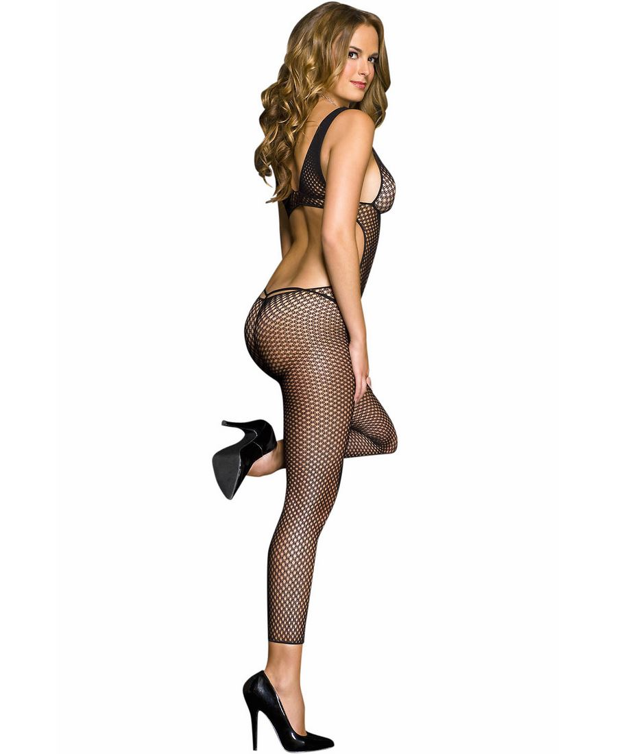 af97275498 New-Music-Legs-1395-Footless-Fishnet-Bodystocking thumbnail 3
