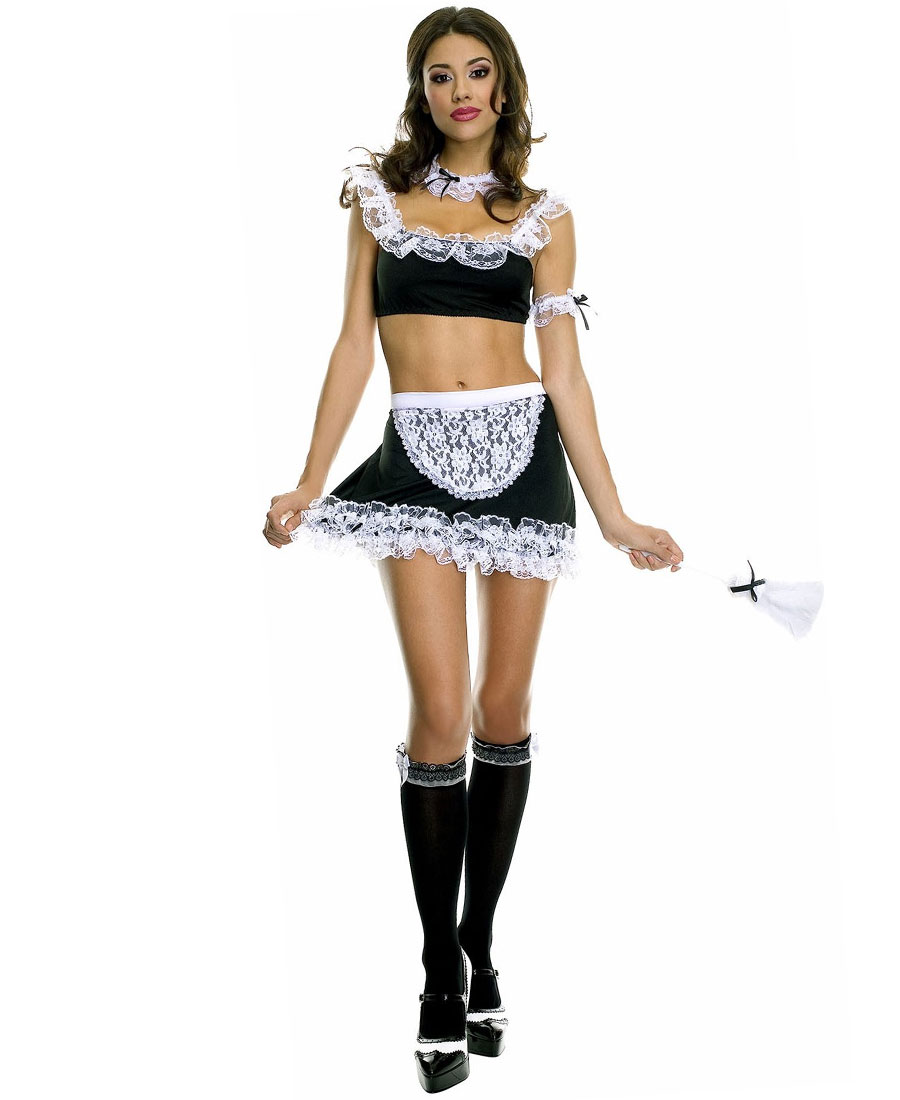 maid sexy Picture of french